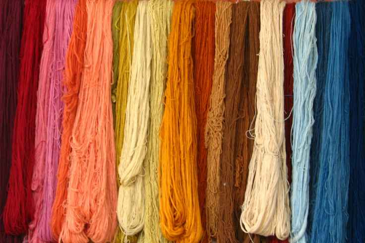 multi colored laces